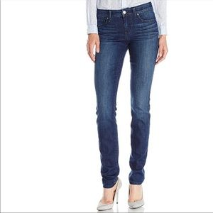 Anthropologie Level 99 Lilly Skinny Straight Jeans